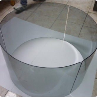 Architectural Glass Bending Glass bending